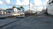 Info Gambar : Pelabuhan Tual (sedang direhabilitasi)