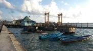 Info Gambar : Pelabuhan Feri Tual