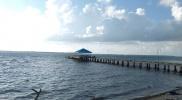 Info Gambar : Dermaga Penyeberangan Ke Pulau Bair dan Desa Dullah Laut (terletak di Desa Dullah)