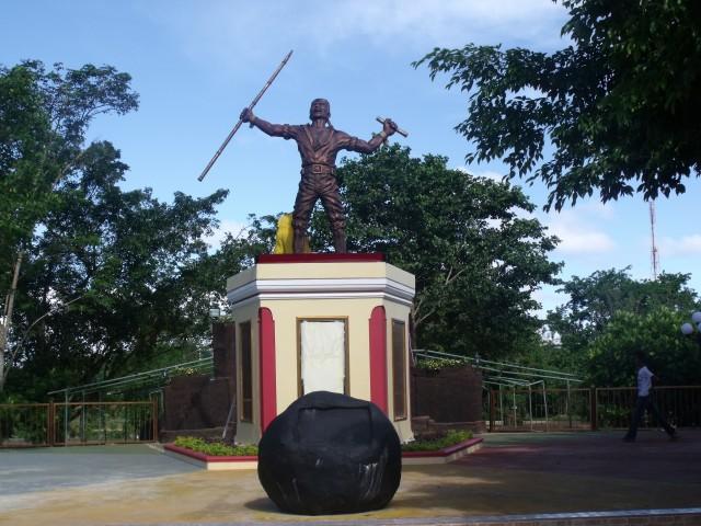 Monumen Kota Tual